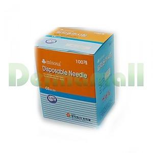 [씨피엘]일회용주사침(Disposable Needle) 23G (1인치)