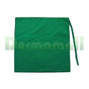 기구포(소독포) 2P, 90*90 (Green)