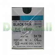 블랙실크 7/0-9mm/50cm (SK728) -사다리침
