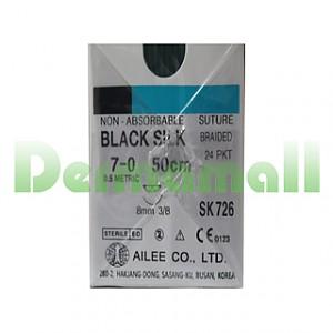 블랙실크 7/0-8mm/50cm (SK726)