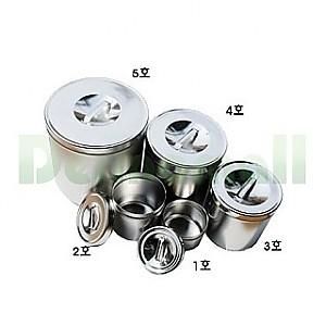 스폰지캔 (Dressing Jar) 5호 (165*165mm)