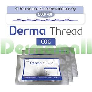 ★新品★ PDO Absorbable Thread(Cog) 锯齿线 360R 4BI