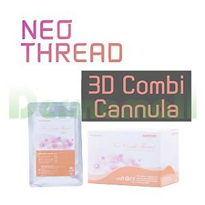 *新上市* Neo Combi Thread 锯齿线 360R 钝针