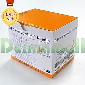 ★特别企划★[BD]一次性注射针(Disposable Needle) 25G (1-1/2人)